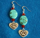 Paws & Turquoise