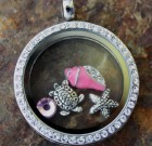 Large Round Laambie Locket Package