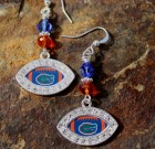 Go Gator Earrings