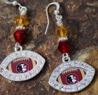 Go Noles Earrings