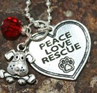 Peace Love Rescue Dogs