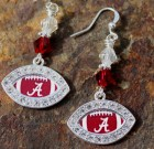 Roll Tide Earrings