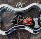 Dog Bone Laambie Locket Package
