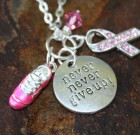 Never Give Up Benefiting Making Strides Against Breast Cancer