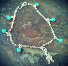 Dog Lover Ankle Bracelet