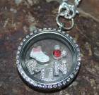 Run Disney Laambie Locket