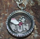 Run Like A Princess Laambie Locket