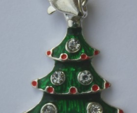 Christmas Tree Dangle