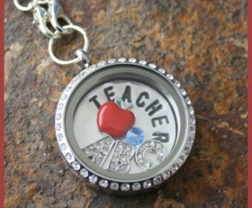 Love Teachers Laambie Locket