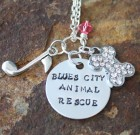 Blues City Necklace