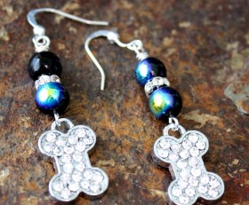 Bling Paws Benefitting Blue City Animal Rescue