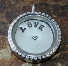 Love Disc For Large Laambie Locket