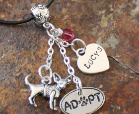 Lucy's Loved Ones Necklace