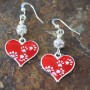 Pawsitively love earrings