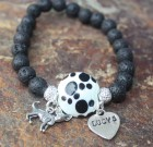 Black & White Paw Love Benefiting Lucy's Lost Loved Ones