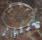 Yankee Lovers Adjustable Bangle