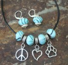 Peace Love Dogs Gift Set
