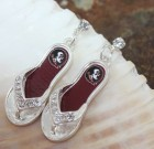 FSU Flip Flop Earrings