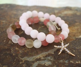 In The Pink Quartz Stack