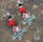 Tampa Bay Buccaneers Sparkle Ears