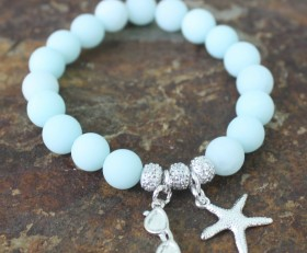 Sunny And Bright In Baby Blue Jade