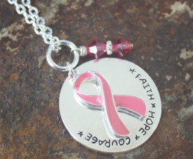 Faith, Hope, Courage Benefiting Making Strides