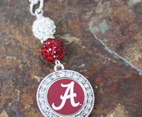 Alabama Bling Necklace