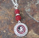 FSU Bling Necklace