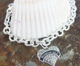 Boston Marathon Bracelet