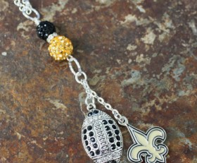 New Orleans Saints Extra Sparkle