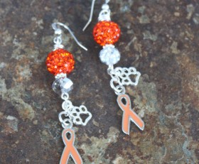 Animal Cruely Awareness Earrings