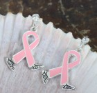 Making Strides Against Breast Cancer Earrings