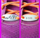 Triathlon Shoe Charms