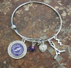 Tampa Bay Lightning Adjustable Bangle