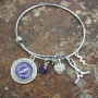 Lightning Adjustable Bangle