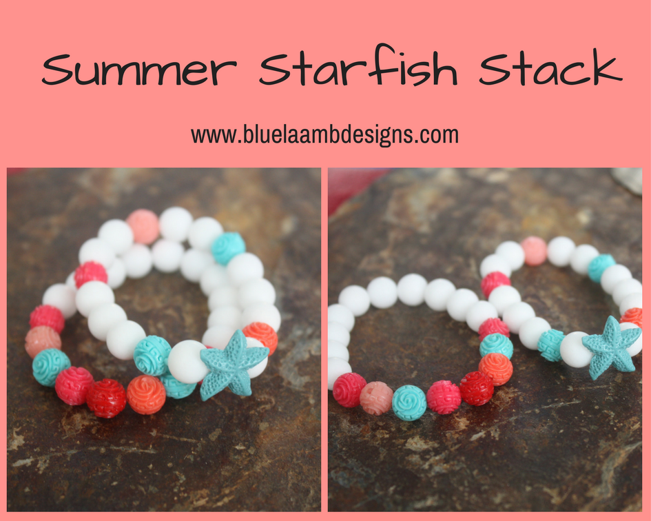 Summer Starfish Stack