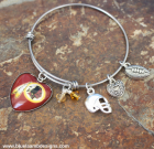 Washington Redskins Adjustable Bangle
