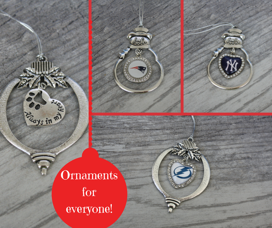 Ornaments for all