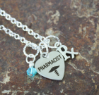 Pharmicist Love Necklace