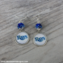 Rays bling earrings